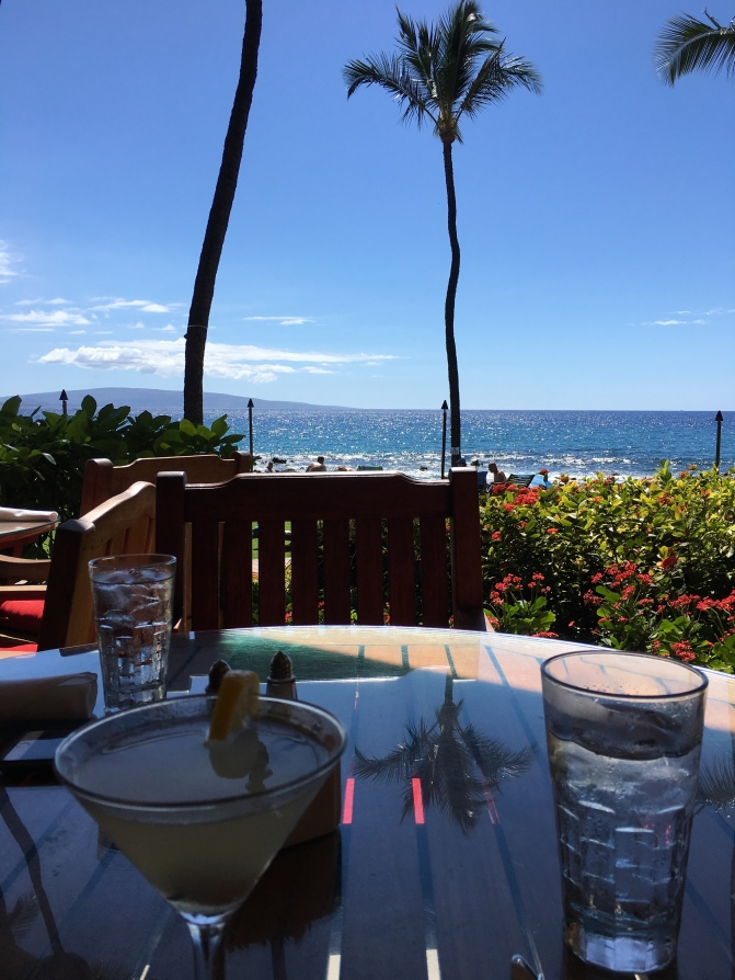 Five Palms Restaurant, Maui, Hawai`i